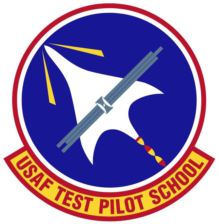USAF Test Pilot School logo